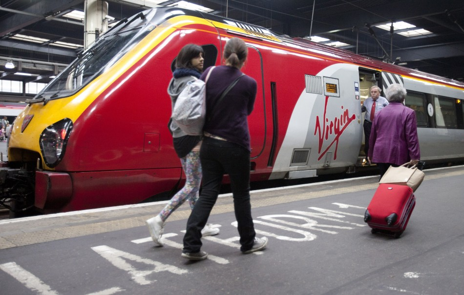 Virgin has run the West Coast Main Line since 1997, but lost out to FirstGroup (Reuters)