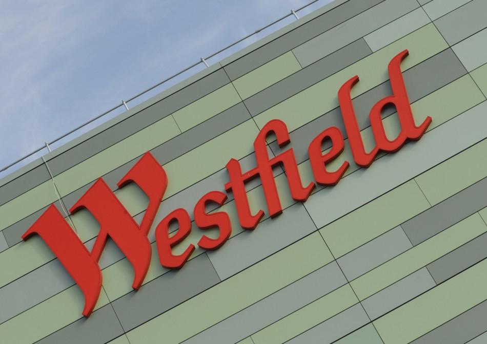 File photo shows Westfield shopping centre in Shepherd's Bush, west London