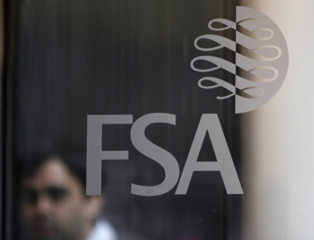 Financial Services Authority.