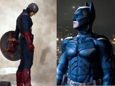Avengers batman