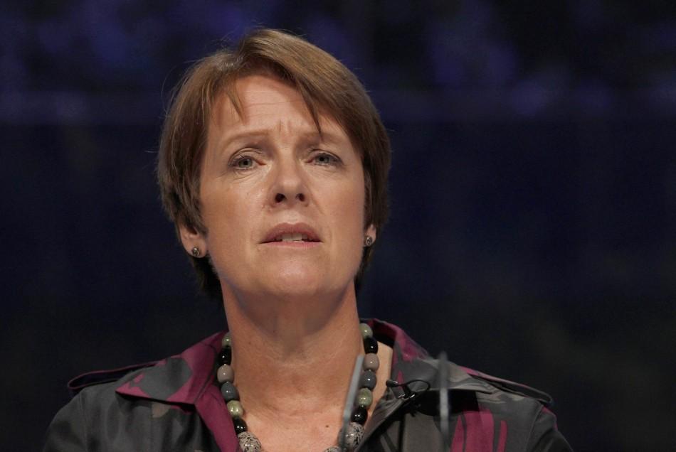 Caroline Spelman, environment secretary