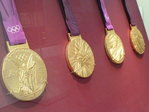 Olympic Success Brings Golden Business Opportunities to Britain