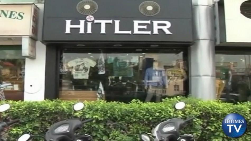 Hitler shop