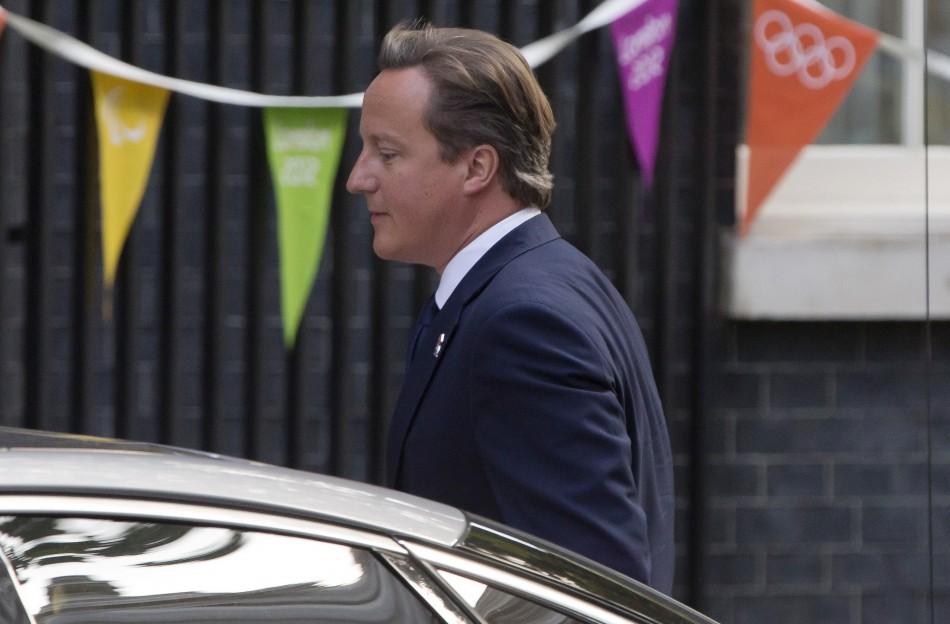 Cameron's cabinet reshuffle