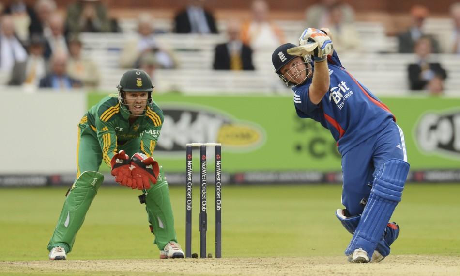 England v South Africa: Third ODI
