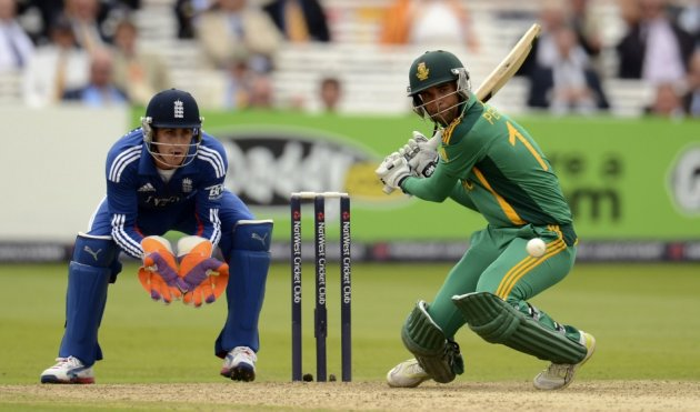 England v South Africa: Third ODI