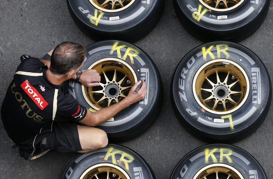 Pirelli Brings P Zero Hard and Medium Compounds to Monza