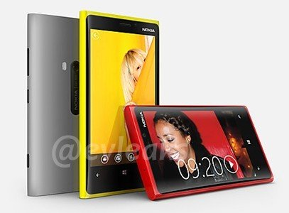 Nokia Lumia 920 and Lumia 820 Leaked Ahead of Launch [IMAGES]