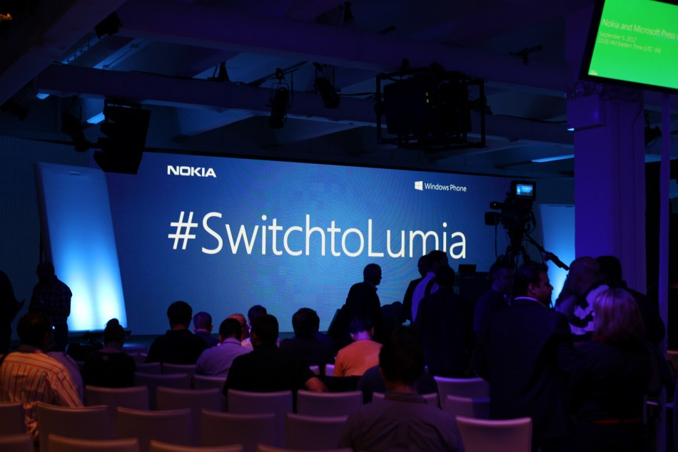 Nokia Microsoft Announcement