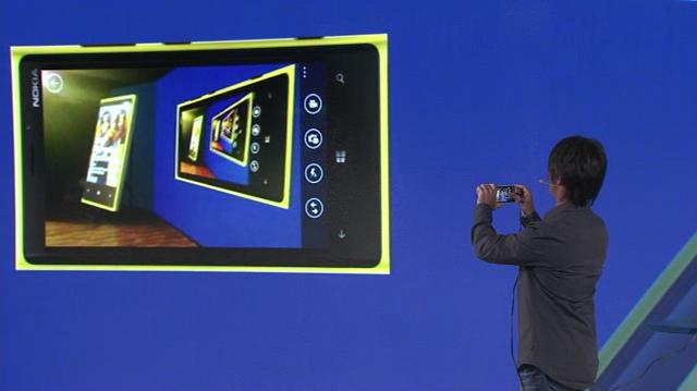 Nokia Lumia 920 Joe Belfiore