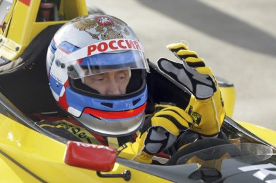 The Formula One driver