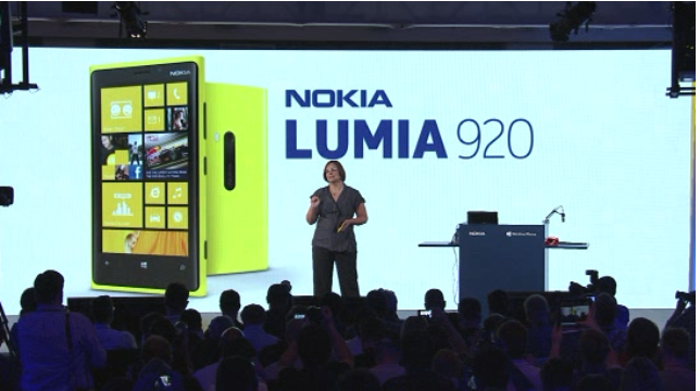 Nokia Lumia 920 No pricing, release date