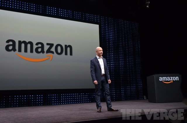 Amazon CEO Jeff Besoz