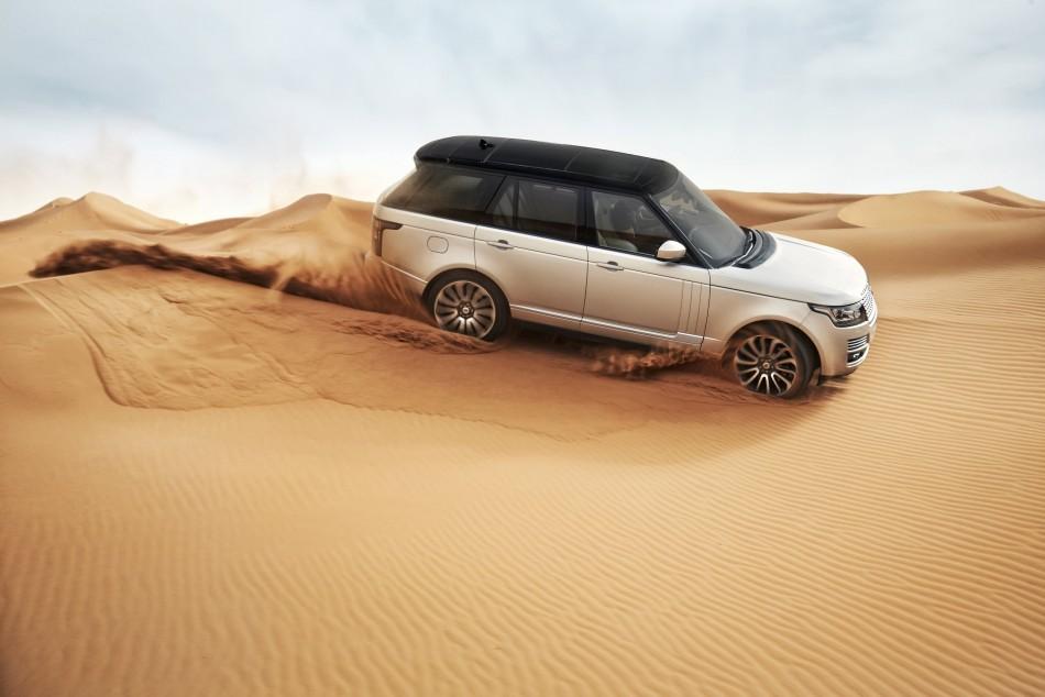 Jaguar Land Rover expands production out of UK
