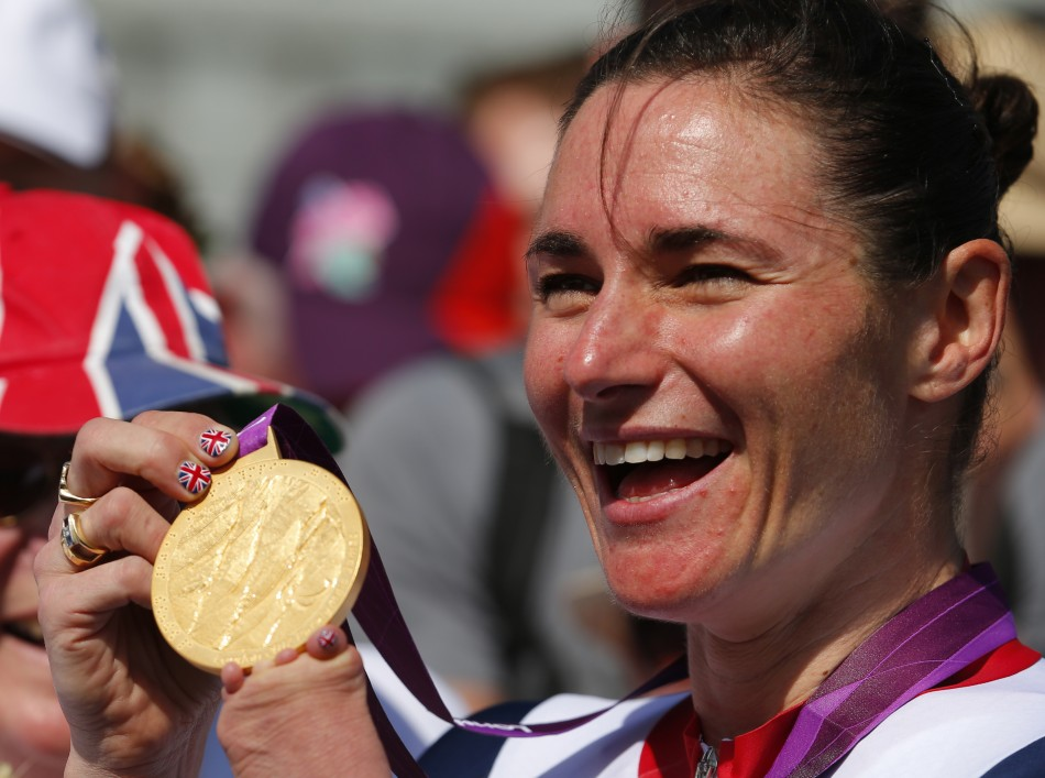 Sarah Storey has amassed 11 golds in two sports over her career (Reuters)