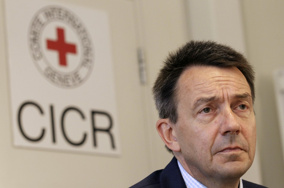 Peter Maurer, President of the International Committee of the Red Cross (ICRC)