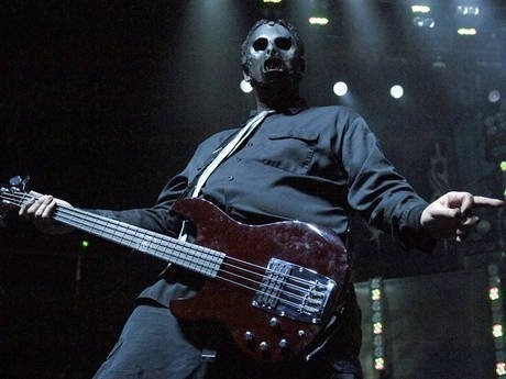 Slipknot bassist Paul Gray was found dead in 2010 (Facebook)