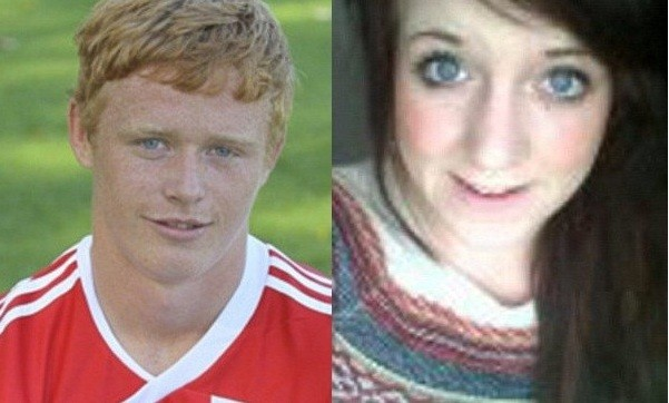 Stoke City's Andrew Hall has pleased guilt to the murder of Megan-Leigh Peat (Stoke City.com/Facebook)
