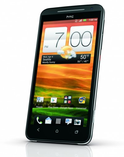 The Top Eight 4G Handsets HTC Evo 4G
