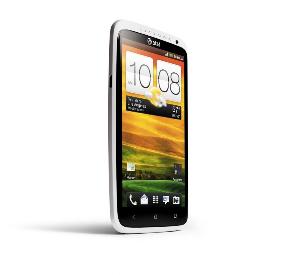 The Top Eight 4G Handsets: HTC One X