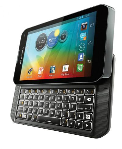 The Top Eight 4G Handsets Motorola Photon Q