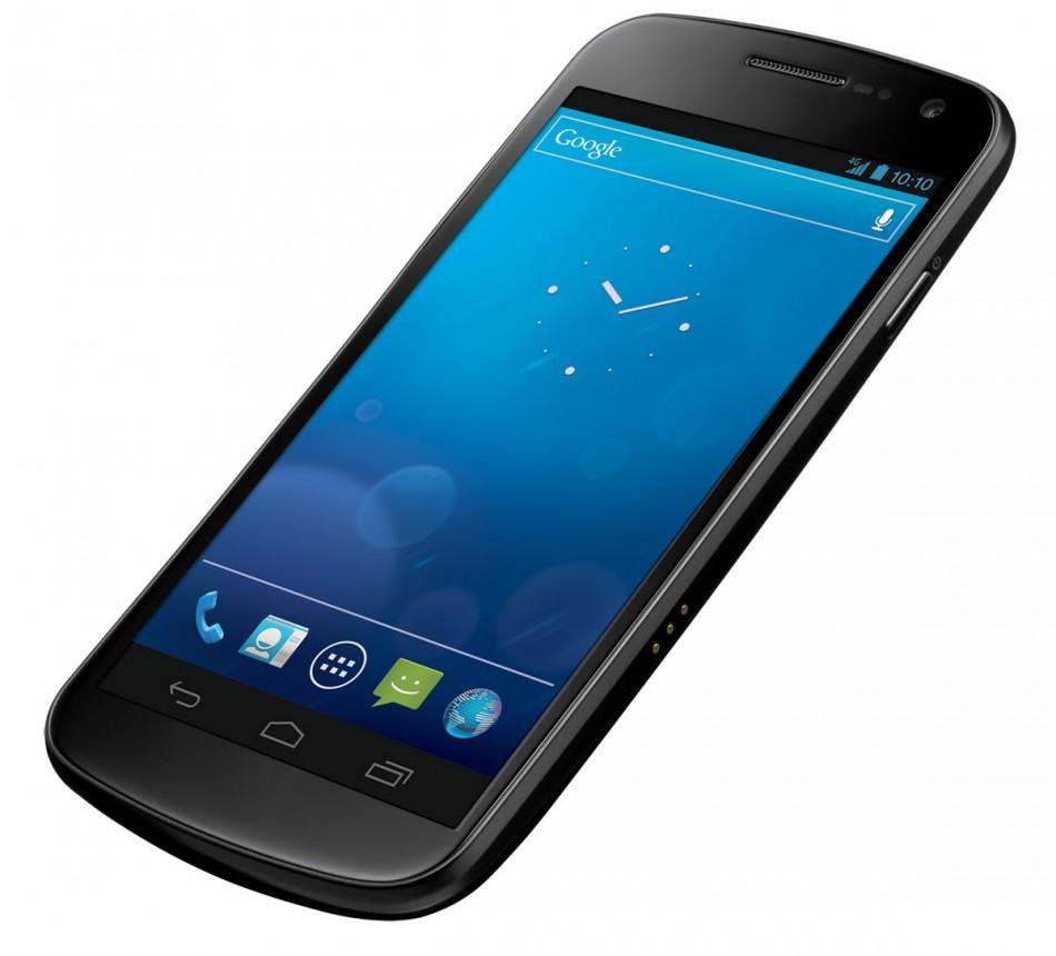 The Top Eight 4G Handsets Samsung Galaxy Nexus