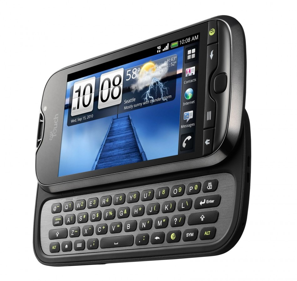 The Top Eight 4G Handsets T-Mobile myTouch 4G Slide