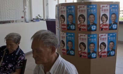 Hong Kong elections