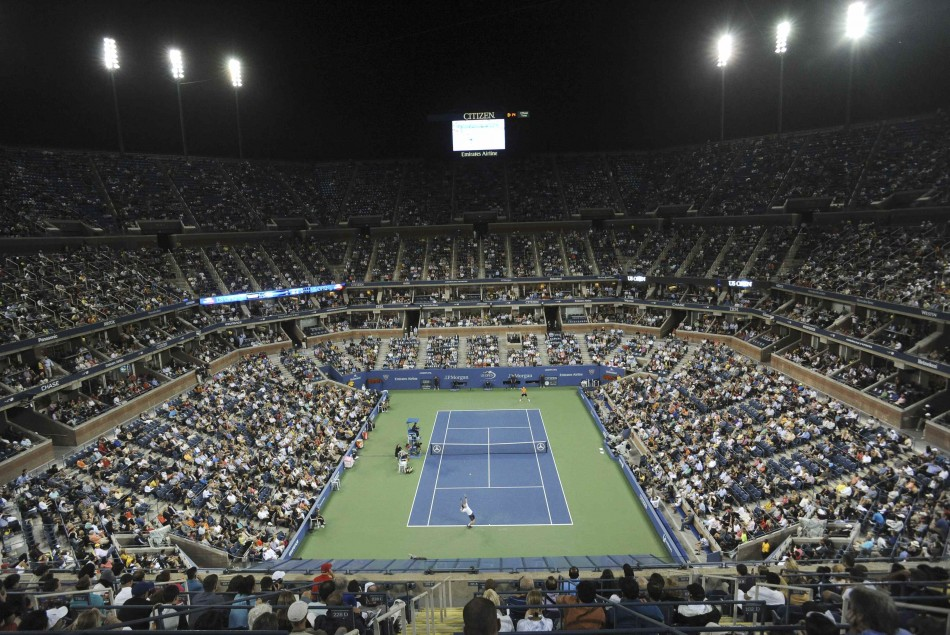 The 2012 US Open