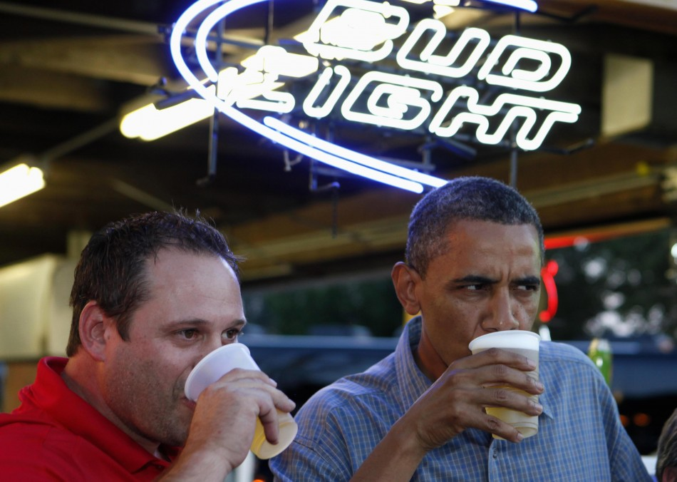 Obama's beer recipe released.