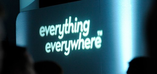 Everything Everywhere 4G UK Launch
