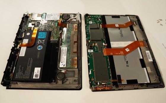 Sony Xperia Tablet S Gets Teardown Treatment