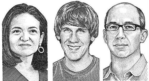 Wall Street Journal Tech Cafe Hedcuts
