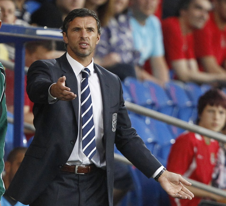 Gary Speed was found dead at his home in November (Reuters)