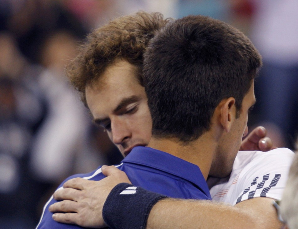 US Open Final Andy Murrays Winning Moments Against Novak Djokovic PHOTOS