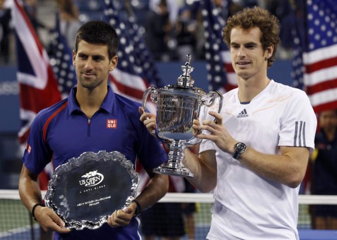 US Open Final: Andy Murray's Winning Moments Against Novak Djokovic (PHOTOS)