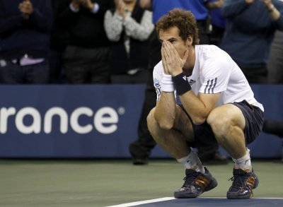 US Open Final Andy Murrays Winning Moments Against Novak Djokovic PHOTOS