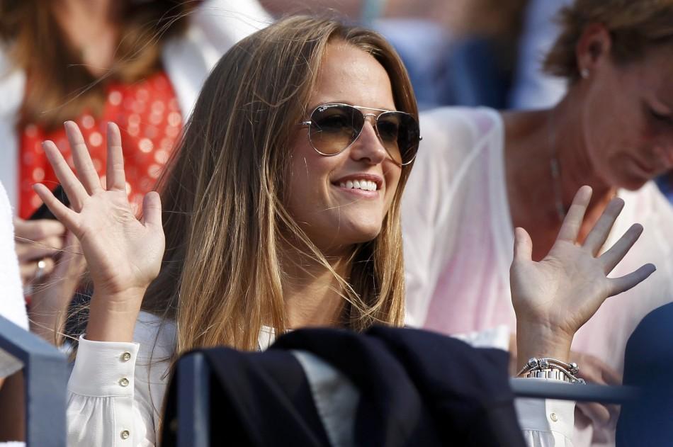 Andy Murrays girlfriend Kim Sears