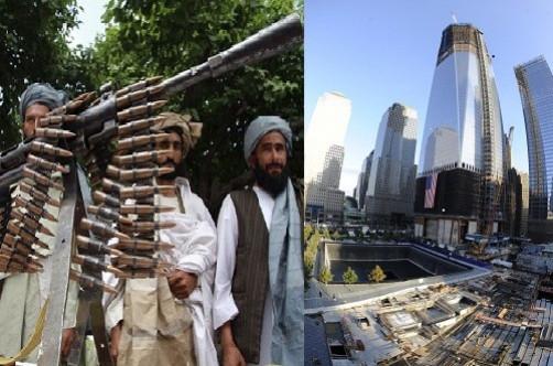 Taliban-WTC