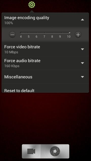 HTC One X: Mod based on Sense 4.5 Camera Adds New Options