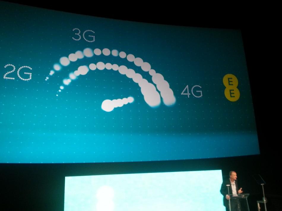 EE 4G Launch UK