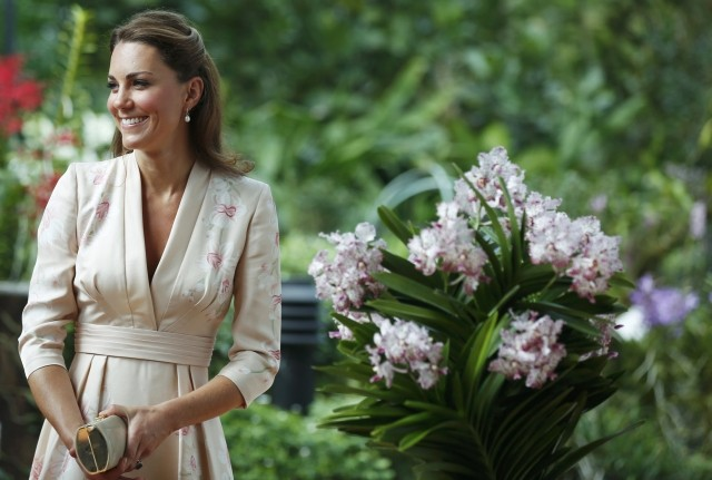 William and Kate's Asia Tour