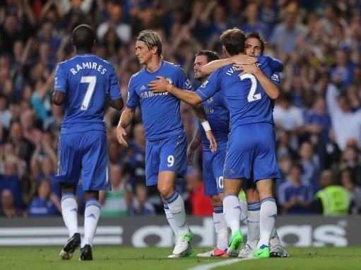 Chelsea win European Club of the Year Award
