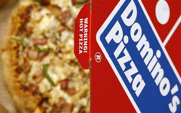 Domino's Pizza Appoints Walmart and Tesco Titan David Wild as CEO
