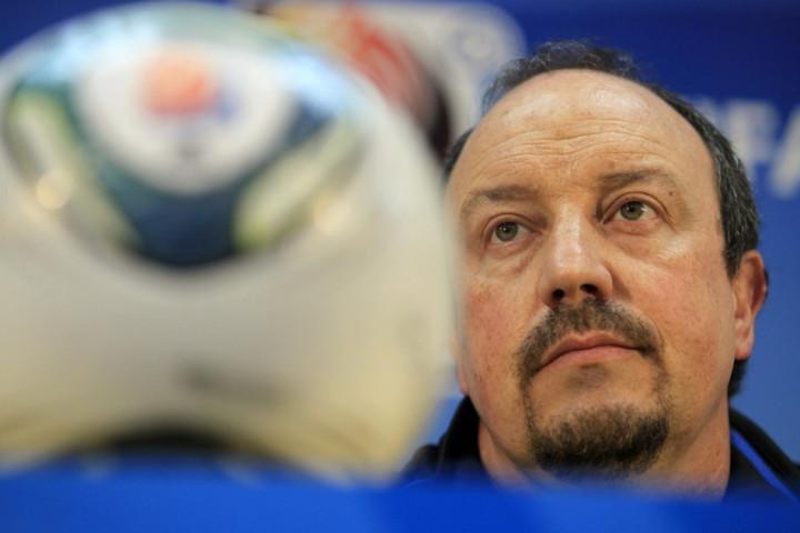 Ex-Liverpool Manager Rafa Benitez