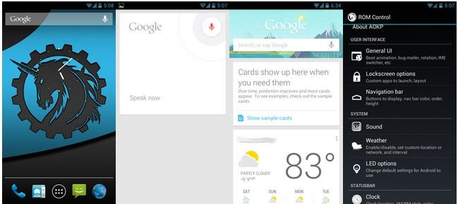 Update HTC One V to Android 4.1.1 Jelly Bean with AOKP ROM [How to Install]