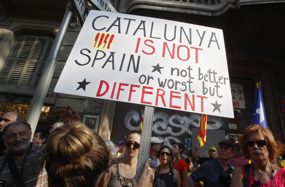 Catalan pride