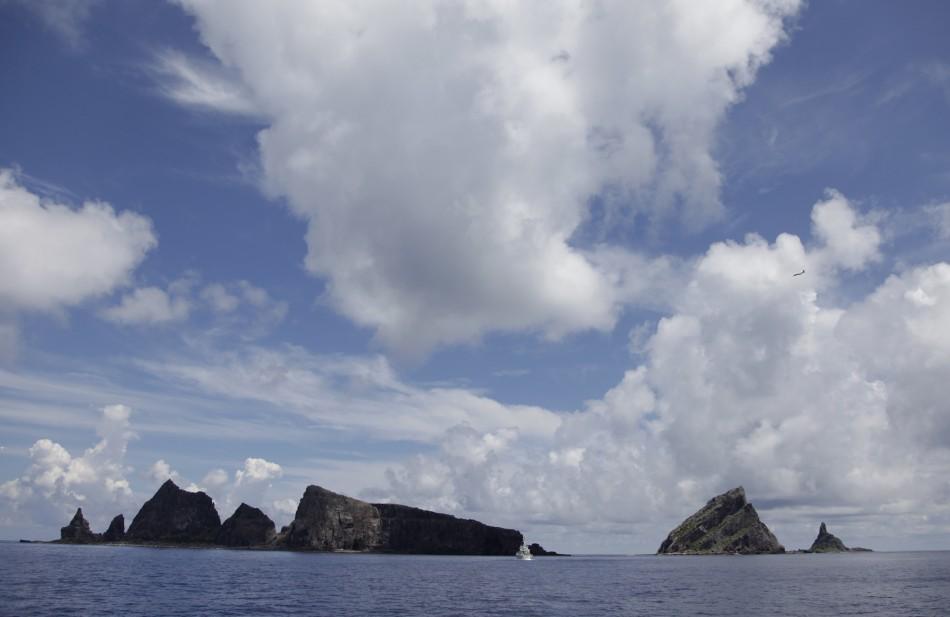 SenkakuDiaoyu Islands