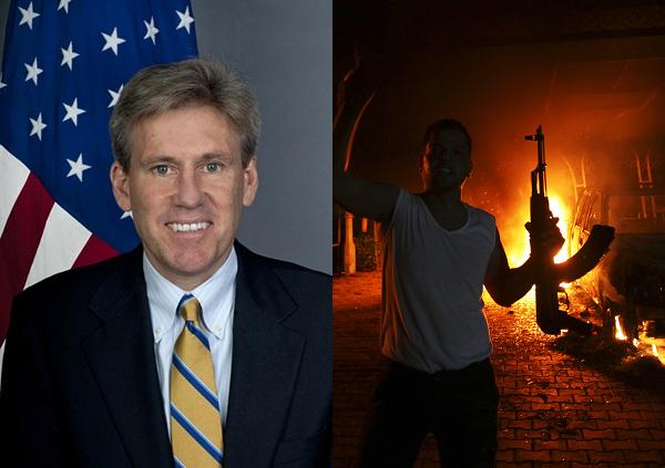Chris Stevens Benghazi