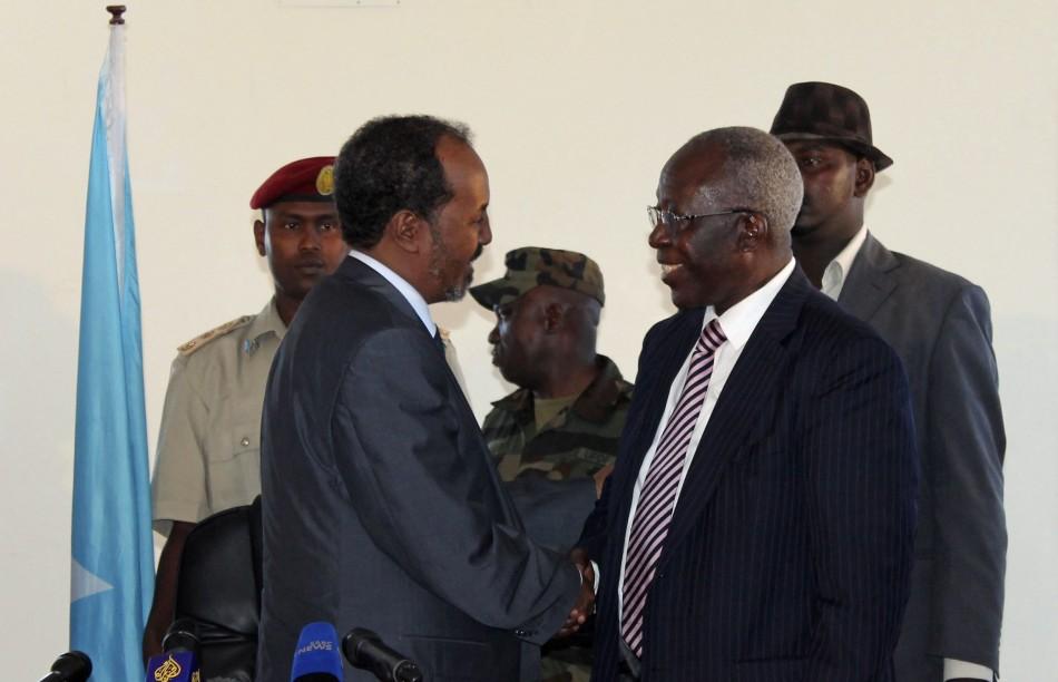 President Mohamud